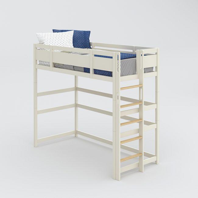 Мастерская Нестор изготавливает качественную детскую мебель из дерева